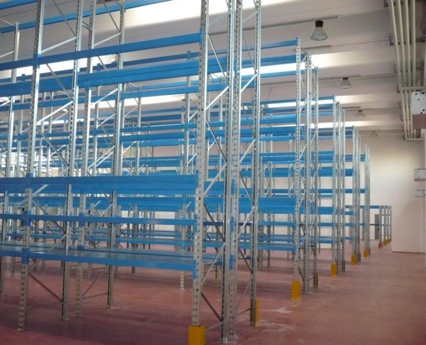 PORTAPALLET norme per la manutenzione delle scaffalature industriali