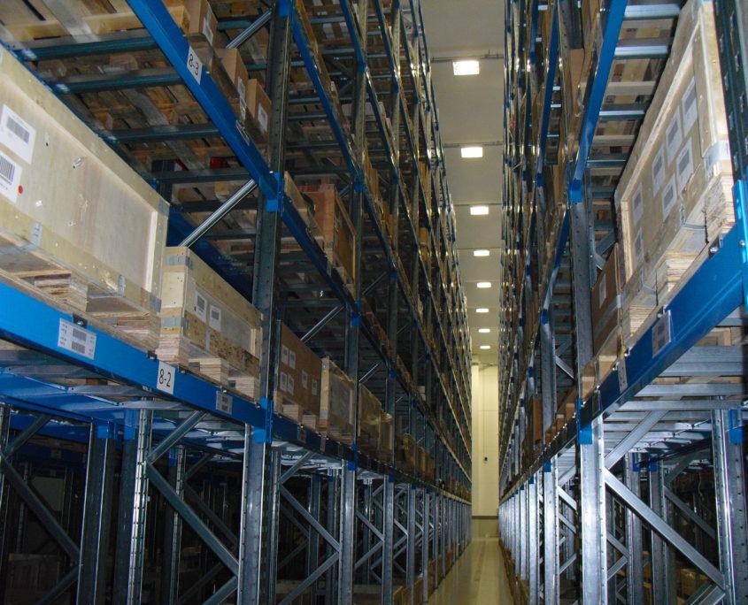 Trasformare il magazzino in antisismico