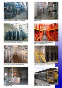 Catalogi Systemag: scaffalature metalliche