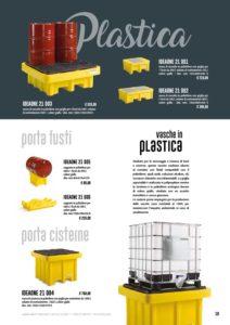 vasche in plastica