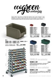contenitori ecogreen