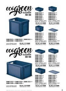 cassetto ecogreen