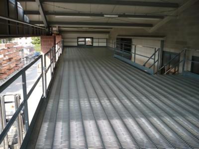Soppalco modulare Padova