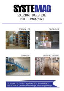 Systemag soluzioni per il magazzino