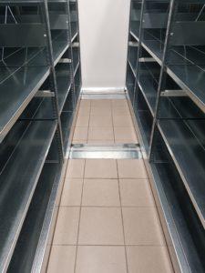 Compattabile - corridoio interno