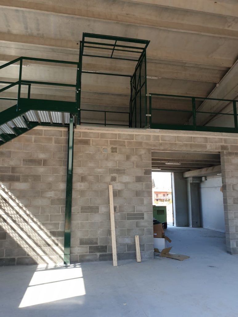 Cancello Basculante - aprile 2019