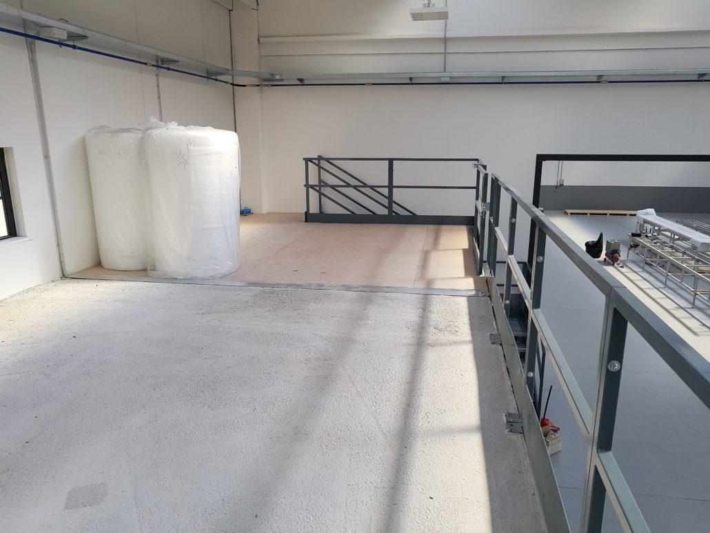Soppalco luglio 2019 - piano primo