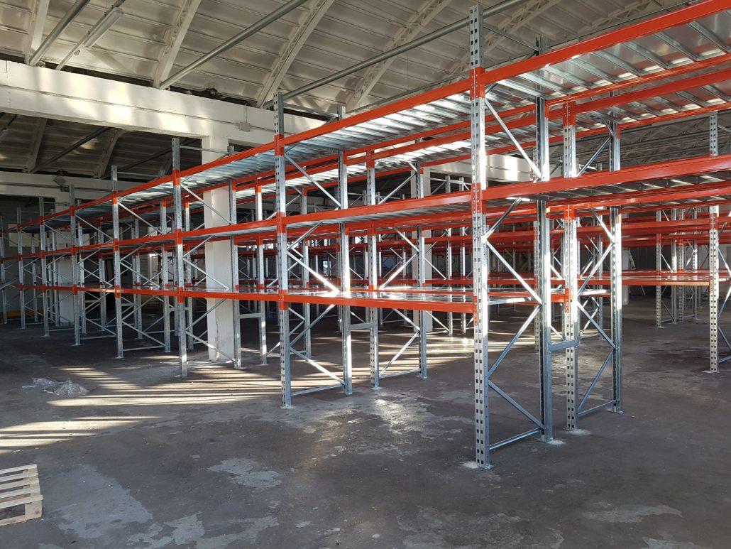 Scaffalatura metallica Padova - gennaio 2020