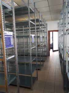 Scaffale per archivio Padova